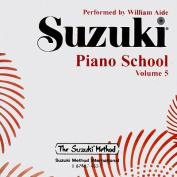 Suzuki Piano School, Volume 5  [Audio]