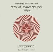 Suzuki Piano School, Volume 7  [Audio]