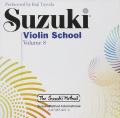 Suzuki Violin School, Vol 8  [Audio]