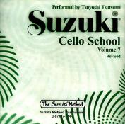 Suzuki Cello School, Volume 7  [Audio]
