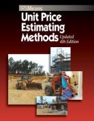 Unit Price Estimating Methods