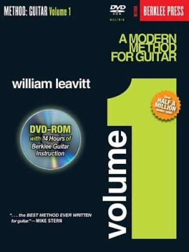 A Modern Method for Guitar: Volume 1 by William Leavitt.