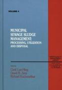 Municipal Sewage Sludge Management