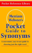 Merriam-Webster's Pocket Guide to Synonyms