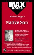 """""""Native Son"""" (MaxNotes)"""
