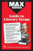 Maxnotes Guide to Literacy Terms