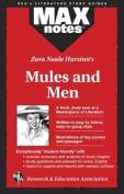Maxnotes Mules & Men