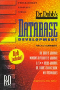 Dr. Dobb's Database Development