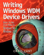 Windows Wdm and Nt5 Device Drivers