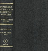 Standard Methods of Chemical Analysis, Part B