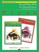 Alfred's Basic Piano Library Lesson Book, Bk 1b & 2  : Second Piano Parts