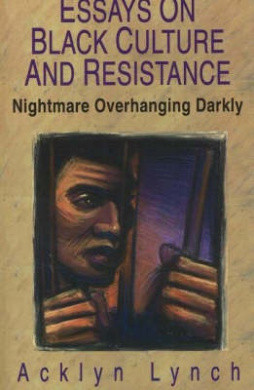 Nightmare Overhanging Darkly: Essays on Black Culture and Resistance