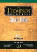 Thompson Chain-Reference Bible-KJV-Large Print [Large Print]
