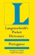 Langenscheidt's Pocket Dictionary Portugese