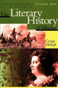 The Literary History of Alberta Volume One