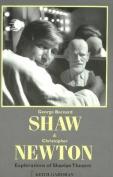 George Bernard Shaw and Christopher Newton