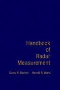 Handbook of Radar Measurement