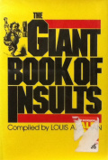 The Giant Book of Insults