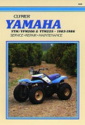 Yamaha YTM/YFM 200 and 225 1983-86