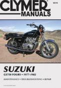 Suzuki GS750 1977-1982