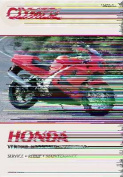 Honda VFR700F-750F, 1986-1997 Clymer Workshop Manual
