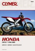 Honda CR125 1998-02