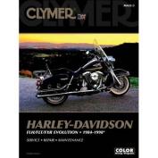 Harley Davidson 1340 FLH/FLT/FXR All 1984-98