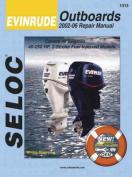 Evinrude Outboards 2002-06 Repair Manual