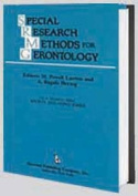 Special Research Methods for Gerontology