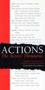 Actions: The Actors' Thesaurus