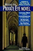 Writing the Private Eye Novel