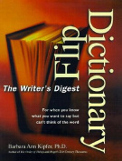 """The """"Writer's Digest"""" Flip Dictionary"""