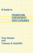 A Guide to Financial Statement Disclosures