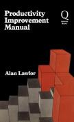 Productivity Improvement Manual.