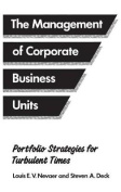 The Management of Corporate Business Units