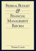Federal Budget and Financial Management Reform