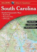 South Carolina Atlas and Gazetteer