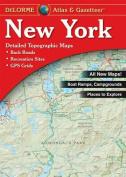 Delorme 240032 New York Atlas and Gazetteer