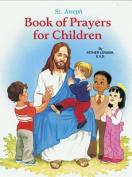 Saint Joseph Book of Prayers for Children