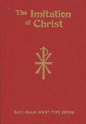 Imitation of Christ  [Large Print]