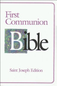 First Communion Bible-NABRE-Saint Joseph