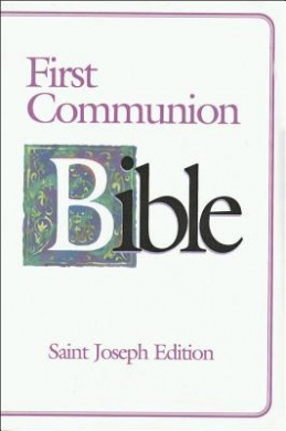 First Communion Bible-NABRE-Saint Joseph