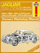 Jaguar Mk.1 and 2, 240 & 340 Owner's Workshop Manual (Classic Reprint Series