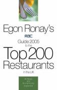 Egon Ronay's RAC Guide
