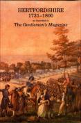 Hertfordshire 1731-1800