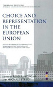 Choice and Representation in the European Union