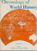 Chronology of World History