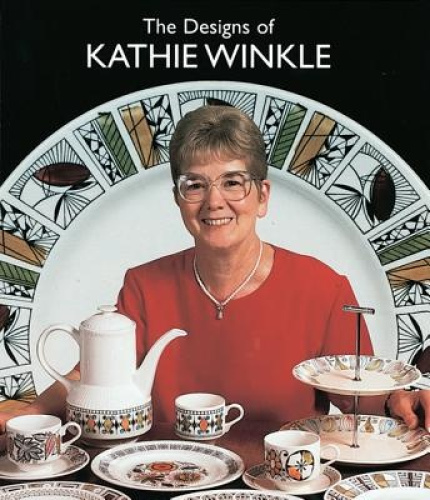 The Designs of Kathie Winkle for James Broadhurst and Sons Ltd.1958-1978.