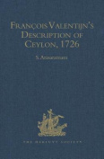Francois Valentijn's Description of Ceylon