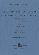 The Arctic Whaling Journals of William Scoresby the Younger